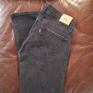 Levis slouch 504 jeans